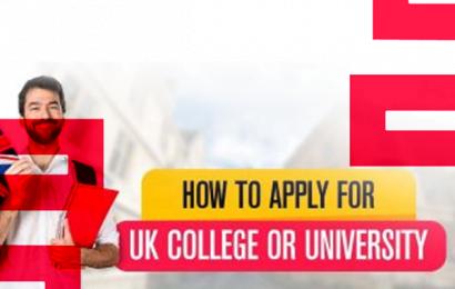 How to Apply UK University