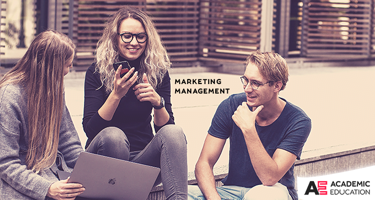 Master in Business with Marketing Management 1