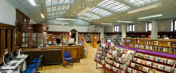 BEST Libraries for University Students